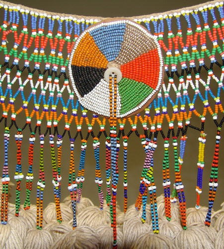 African Sotho Beading
