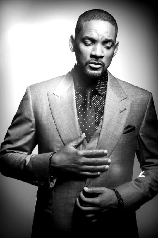 Ravageurs suit up. | Will Smith by Michael Grecco