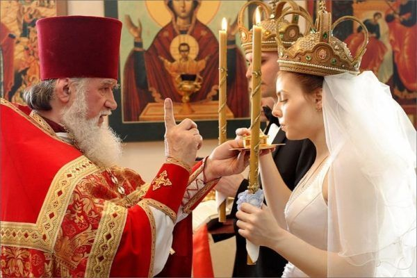 Почему Церковь не венчает еретиков