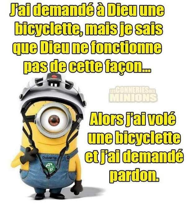 La bicyclette... ...