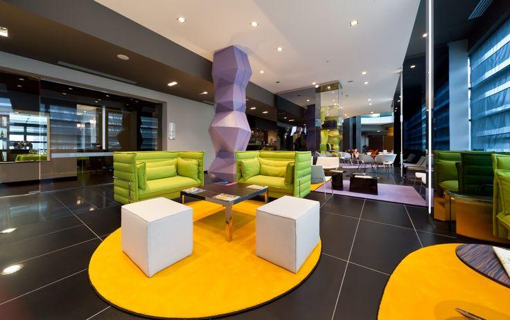 UNA Hotel Modena, #Italy #design
