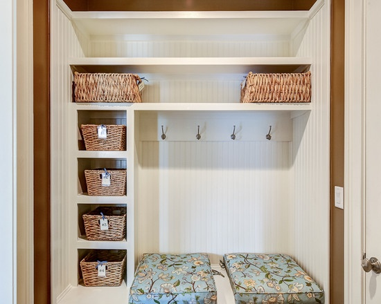 Entry Storage Design,like The Open Shelving