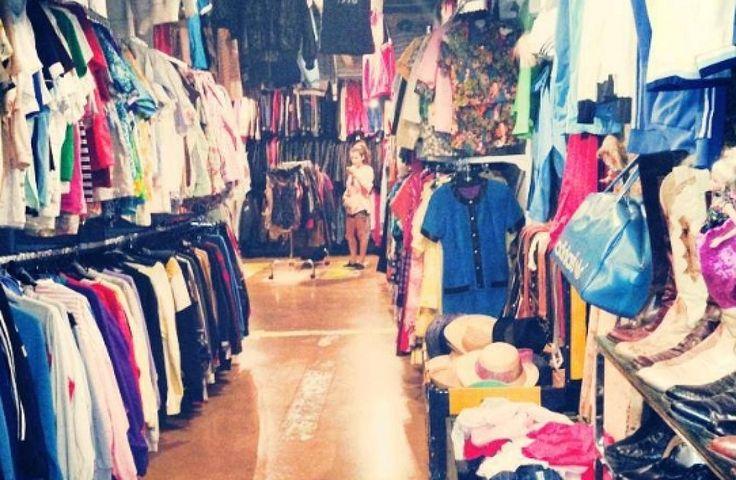 Las mejores opciones para comprar ropa de segunda mano