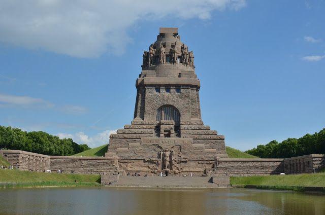 Das Völkerschlachtdenkmal in Leipzig › Ausflugstipps für Deutschland