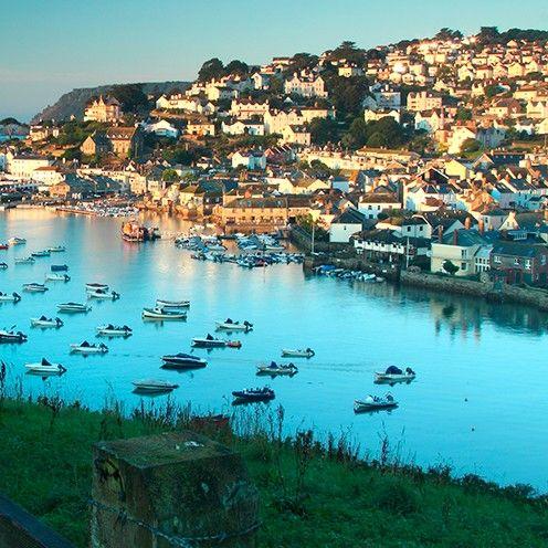Salcombe, Devon. Just beautiful