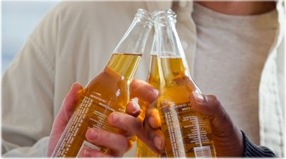 The Fat Truth About Light Beer  Are light beers better for you? Does alcohol affect calories?  Get the skinny on your favorite brews, including their benefits.  Take Quiz ›
