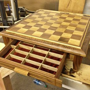 Best 25 Chess Table Ideas On Pinterest Chess Boards Chess And Chess Board Table