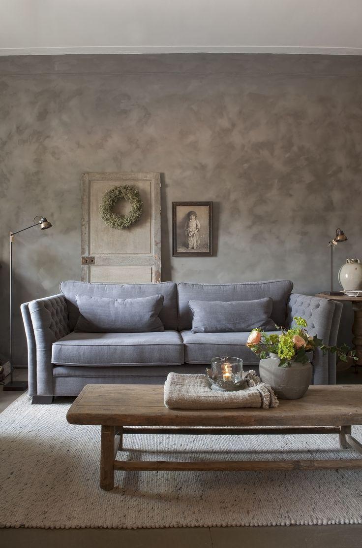 25 beste idee n over landelijke woonkamers op pinterest for Eetkamerstoelen landelijk interieur