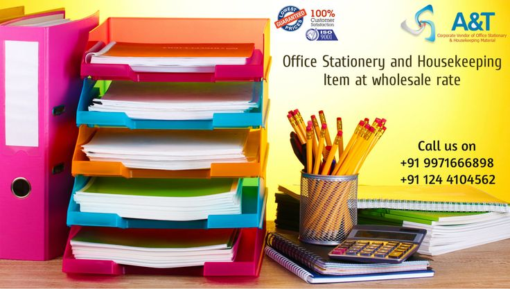 Office Stationery & Housekeeping Items at wholesale rate in Gurgaon, Contact A&T 9990203800 https://antstationersgurgaon.wordpress.com/2016/10/22/get-office-stationery-and-housekeeping-items-in-competitive-price-at-your-doorstep-from-at-stationers-gurgaon/  #stationery #suppliers #housekeepingmaterial #gurgaon