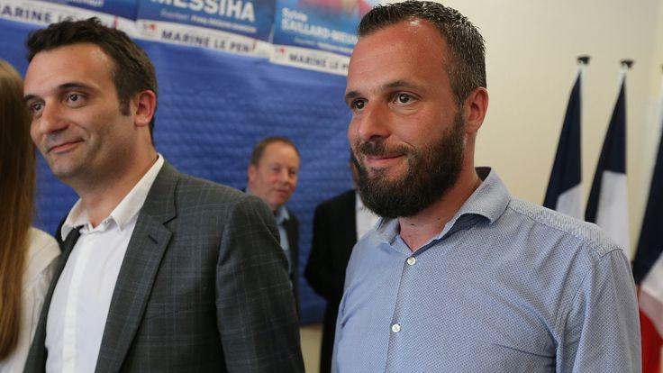 Le frère de Florian Philippot, vice-président du Front national, a quitté l'institut de sondage de l'Ifop à la fin de l'année dernière pour rejoindre l'équipe de campagne de la candidate frontiste à la présidentielle.