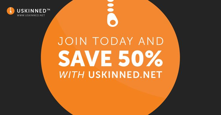 Join today & save 50% with our Introductory offer on Yearly Member Subscriptions and Individual #responsive #umbraco #themes  http://uskinned.net/pricing/