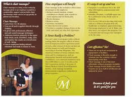 Best Shiatsu Brochure Inspiration Images On