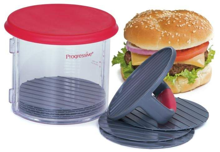 Progressive Prepworks Perfect Burger Kit Shopping