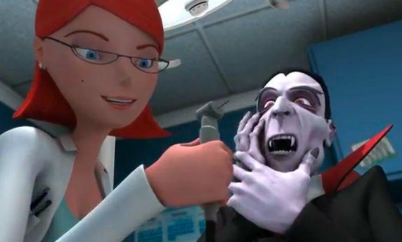 El Vampiro y la Dentista