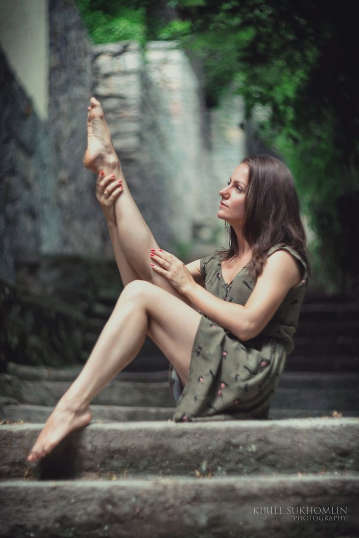 Dance on the stairs by Kirill Sukhomlin on 500px