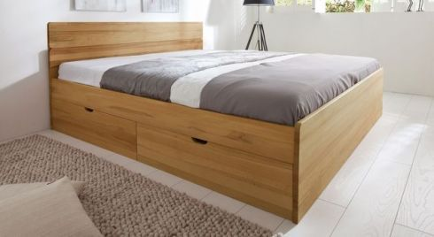 Bett Finnland Bed Frame With Storage Bed Frame Bed