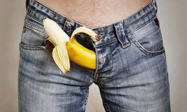 Some have a bent penis for a harmless reason and age can make it more noticeable, according to Dr Matthew Mintz from Maryland, US. But a curve is a sign of Peyronie's disease.