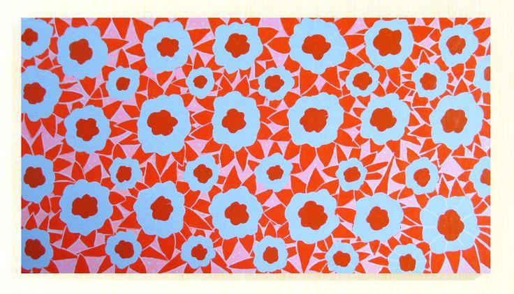 Cuadro Decorativo realizados en acrílico con soporte madera Trupan de 5,5mm y de 40x76 cm / PRECIO C/U: $15.500  Consultas  a decoarmoniza@gmail.com. (Envio a todo Chile)