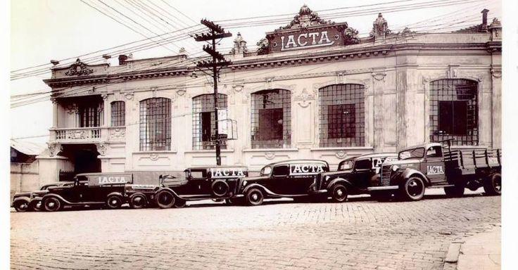 Fábrica da Lacta Morar na Rua José Antônio Coelho no início do século XX era o sonho de muitos apaixonados por chocolate. A primeira fábrica da Lacta foi inaugurada ali no dia 21 de janeiro de 1912. Embora o endereço pertença atualmente à Vila Mariana, a Lacta perfumou as vizinhanças do Paraíso até que o galpão da rua José Antônio Coelho pegou fogo, em 1925,