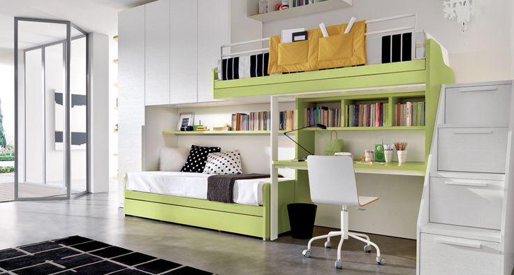 Design pro studenty - Luxusní dětský nábytek ZALF http://JESPEN.cz
