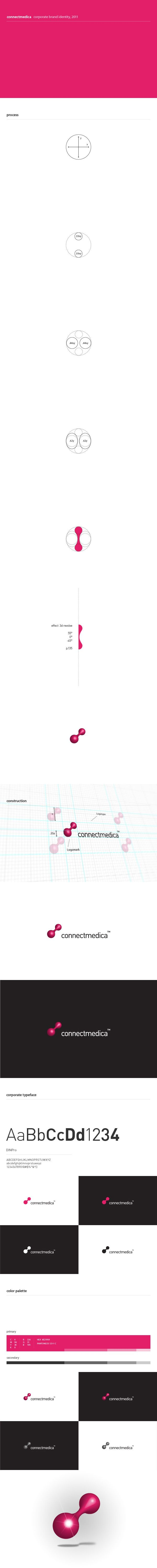 Logo design for ConnectMedica