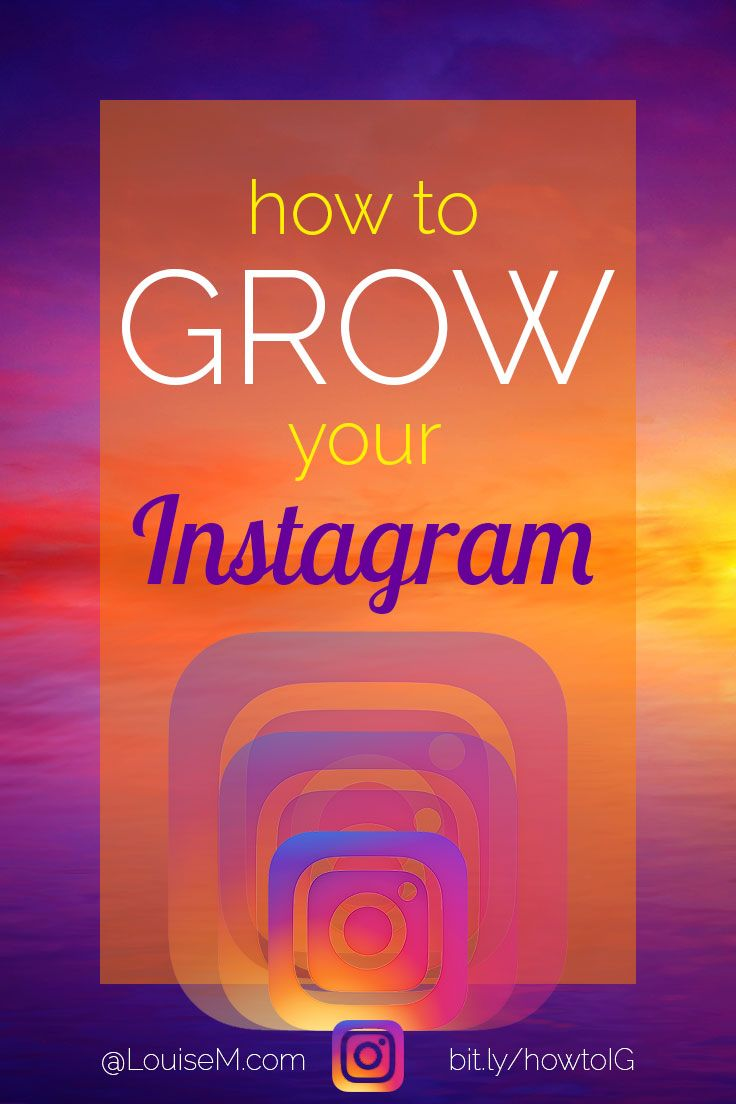 How to Grow your Instagram  for REAL!