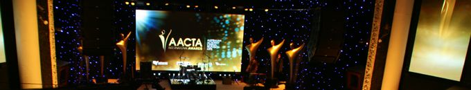 2017 AACTA Awards Installation - Red Carpet Systems