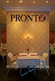 Pronto Italian Deli, Restaurant and Foodstore - Eat Out