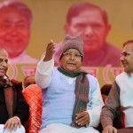 "Lalu Prasad Yadav rules out merger of Janata parties in near future due to ""technical problems"""