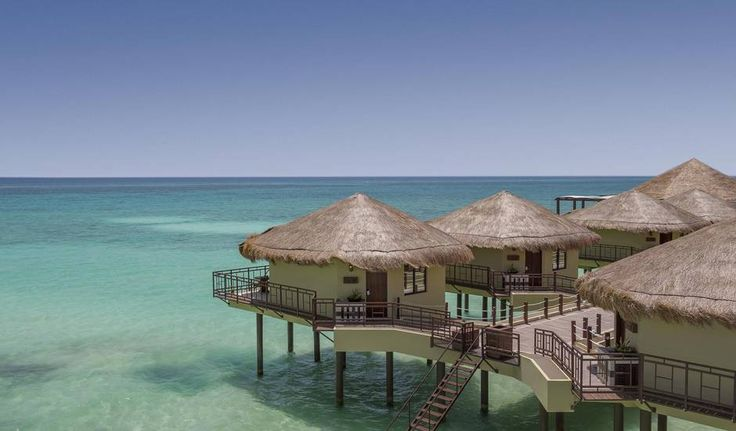 North America's first over-ocean bungalows open in Playa Del Carmen, Mexico - The Globe and Mail