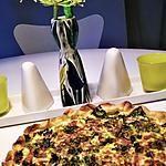 recette Tarte au cresson de fontaine et émincés de jambon de Parme ou autres