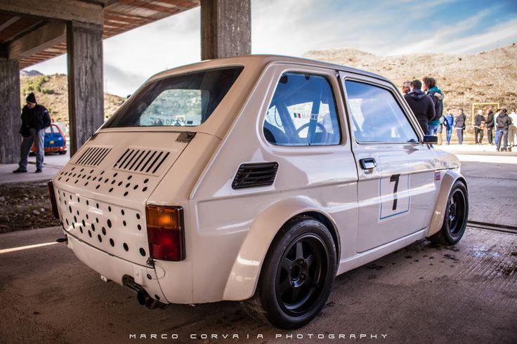 Fiat 126 - 700 Minicar