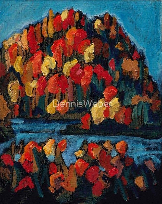 Autumn Foliage / Dennis Weber of ShreddyStudio