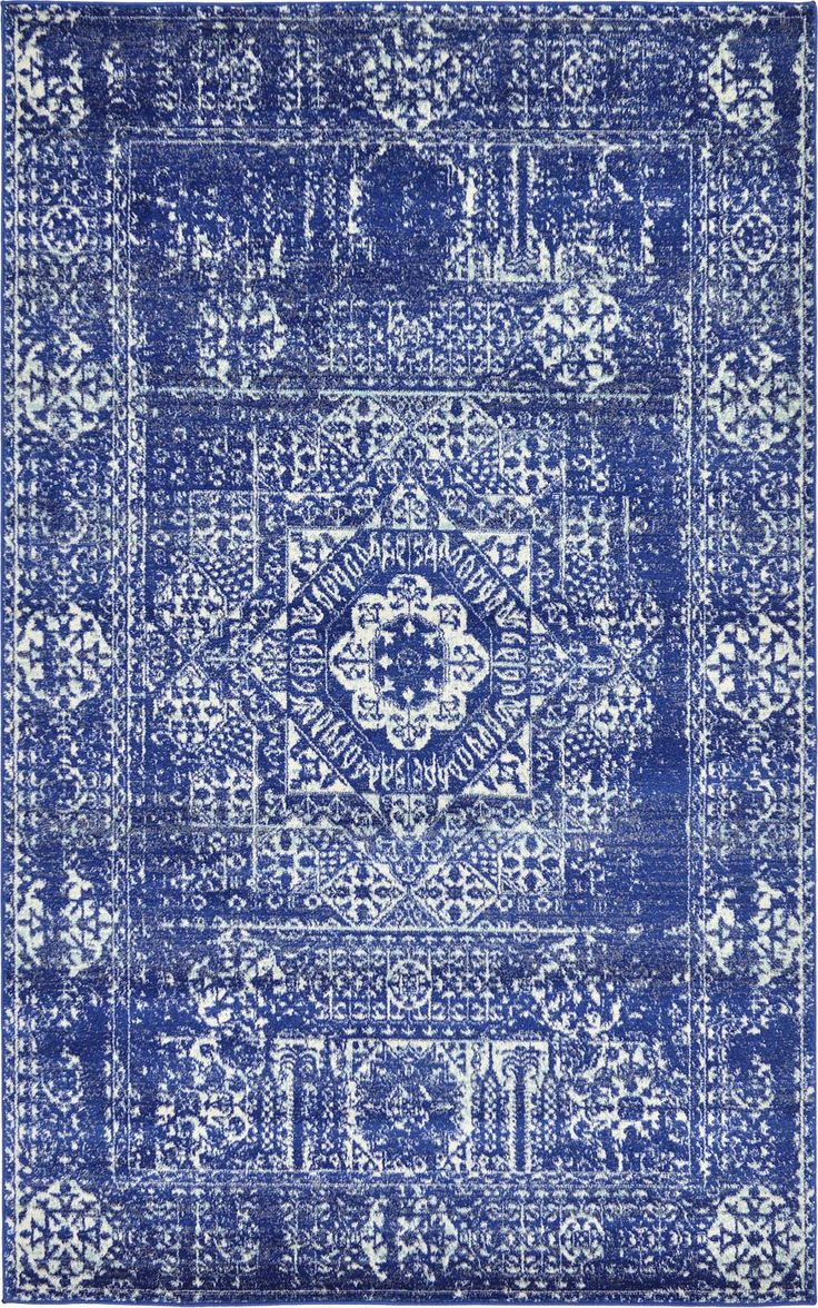 Find This Pin And More On Rugs By Krystineedwards. Royal Blue ...