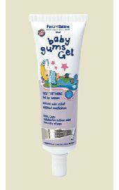 Frezyderm Baby Gums Gel 25ml Απαλό gel που προσφέρει άμεση ανακούφιση στα βρεφικά ούλα κατά την πρώτη οδοντοφυΐα.