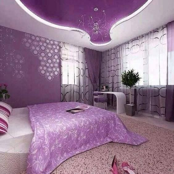 ... Die 451 Besten Bilder Zu Home Design Decor Auf Pinterest   Magisches  Lila Schlafzimmer Design ...