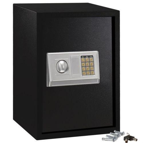 Large Digital Electronic Safe Box Keypad Lock Security Home Office Hotel Vault New