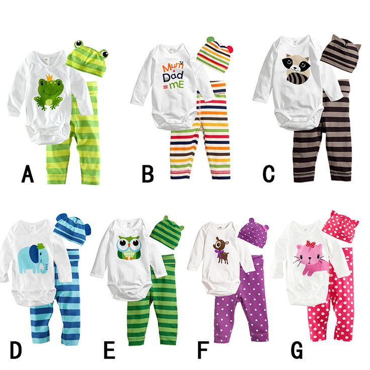 Like and Share if you want this  2015 New 3pcs Newborn Infant Baby Children's pajamas Kids Cartoon Pajamas (Long-sleeved Romper+hat+pants) children clothing set     Tag a friend who would love this!     FREE Shipping Worldwide     Buy one here---> http://www.bestmodeoutlet.com/products/2015-new-3pcs-newborn-infant-baby-childrens-pajamas-kids-cartoon-pajamas-long-sleeved-romperhatpants-children-clothing-set/  #woman