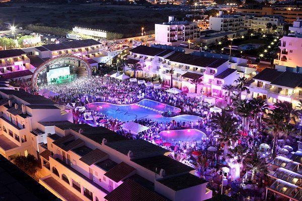 Ushuaia Ibiza Beach Hotel, Playa d'en Bossa