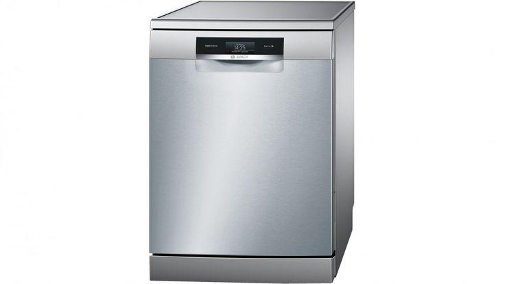 Bosch Serie 8 ActiveWater 60 Dishwasher - Stainless Steel - Dishwashers - Appliances - Kitchen Appliances | Harvey Norman Australia