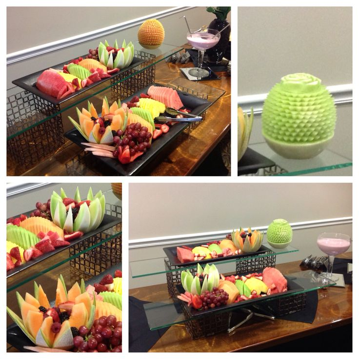 Canadian Honker Events at Apache; Rochester, MN #fruitdisplay