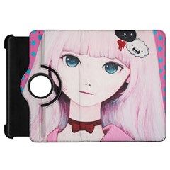Sweet Tuesday Kindle Fire HD Flip 360 Case by kaoruhasegawa