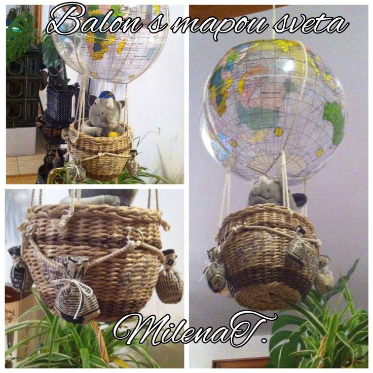 Balon pro děti,muj výmysl