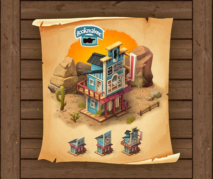 Resort. iOS Game on Behance