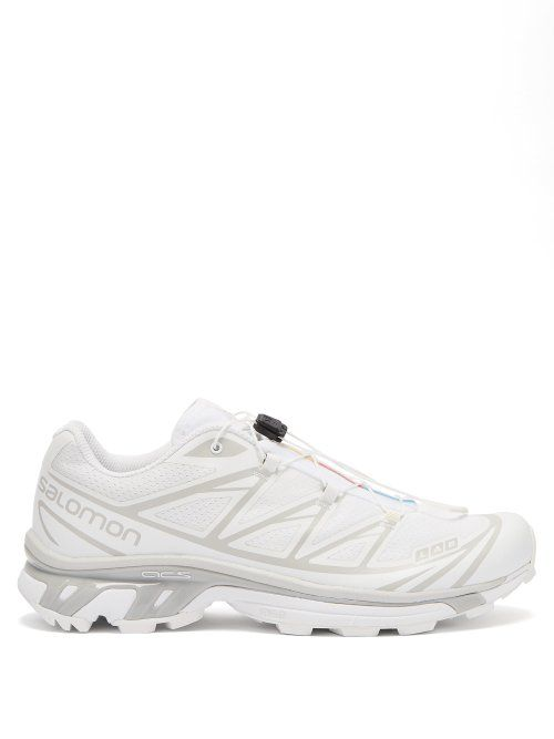 cf207108c2cc SALOMON SALOMON - S LAB XT 6 ADV TRAINERS - MENS - WHITE.  salomon  shoes