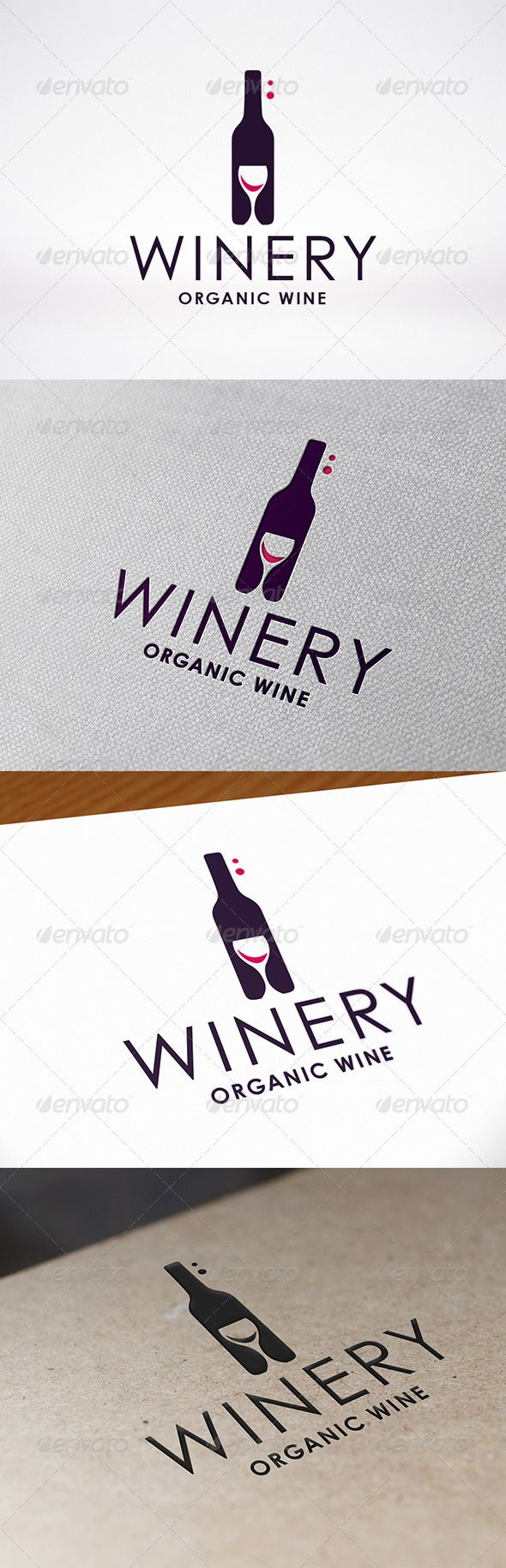 Winery Logo Design Template Vector #logotype Download it here: http://graphicriver.net/item/winery-logo-template/7521764?s_rank=336?ref=nexion