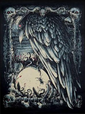 Les 25 meilleures id es de la cat gorie tatouage corbeau - Tatouage gitane signification ...