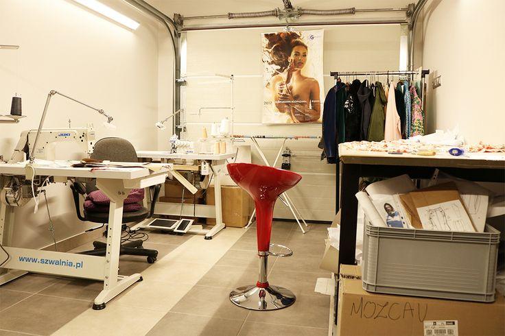 Profesjonalne studio stopniowania odzieży