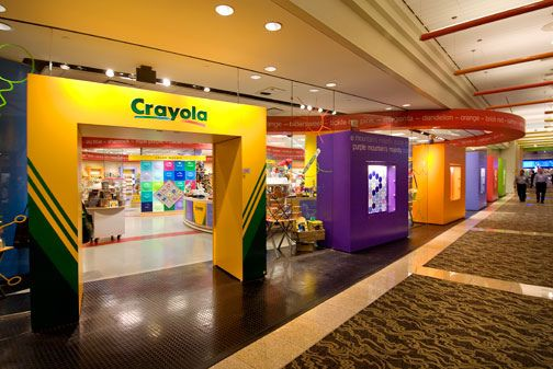 Crayola® Kansas City by Crown Center