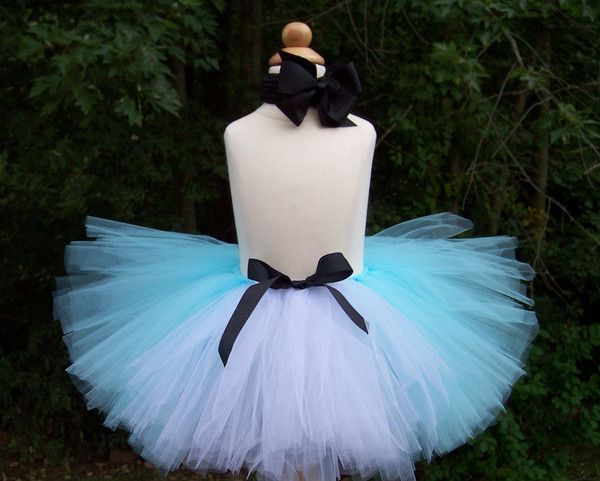 "SAVE SOME MONEY AND ""DO IT YOURSELF"" with this all inclusive kit that includes EVERYTHING you need to make this darling tutu set! DIY kit comes with each of the following: 2 - 6"" x 25yd rolls of Light"